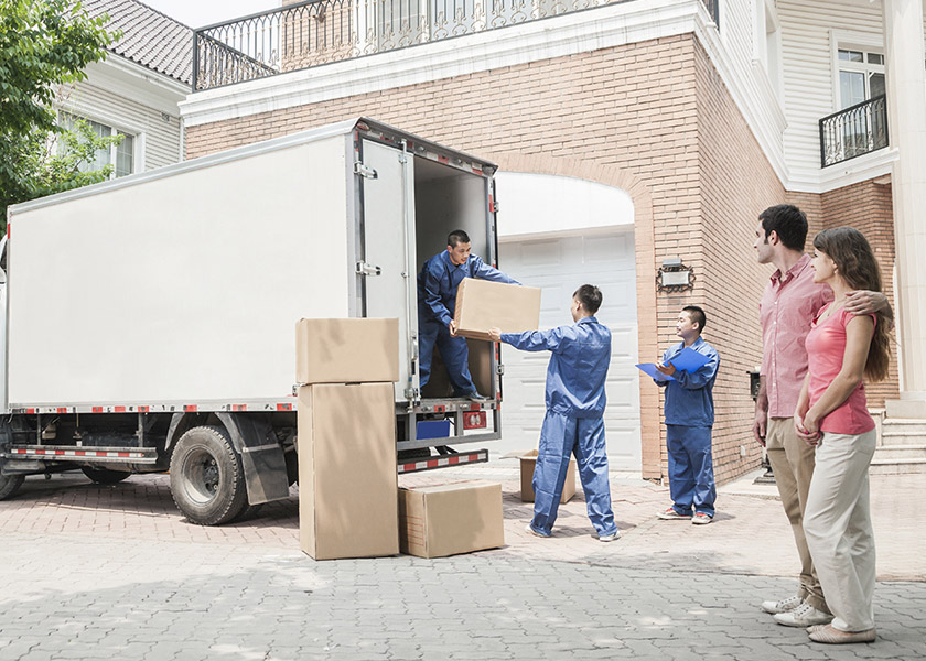 Removal Company for sale Jersey
